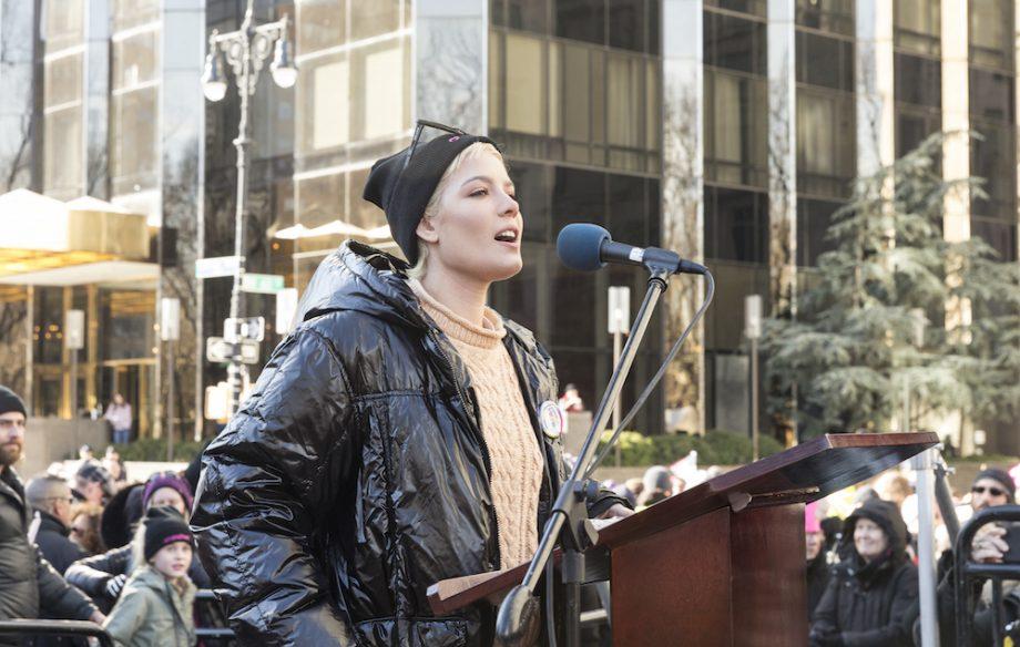 Read @Halsey's poetic #WomensMarch2018 speech in full https://t.co/bk0b89RF5q https://t.co/sek9h1kQR2