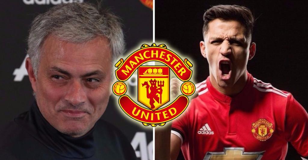 EXCLUSIVE: Jose Mourinho's next Man United signing revealed after landing Alexis Sanchez https://t.co/BG9B3GxM99