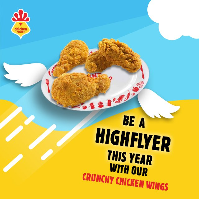Chicken Republic On Twitter Resolve To Be A Highflyer This Year