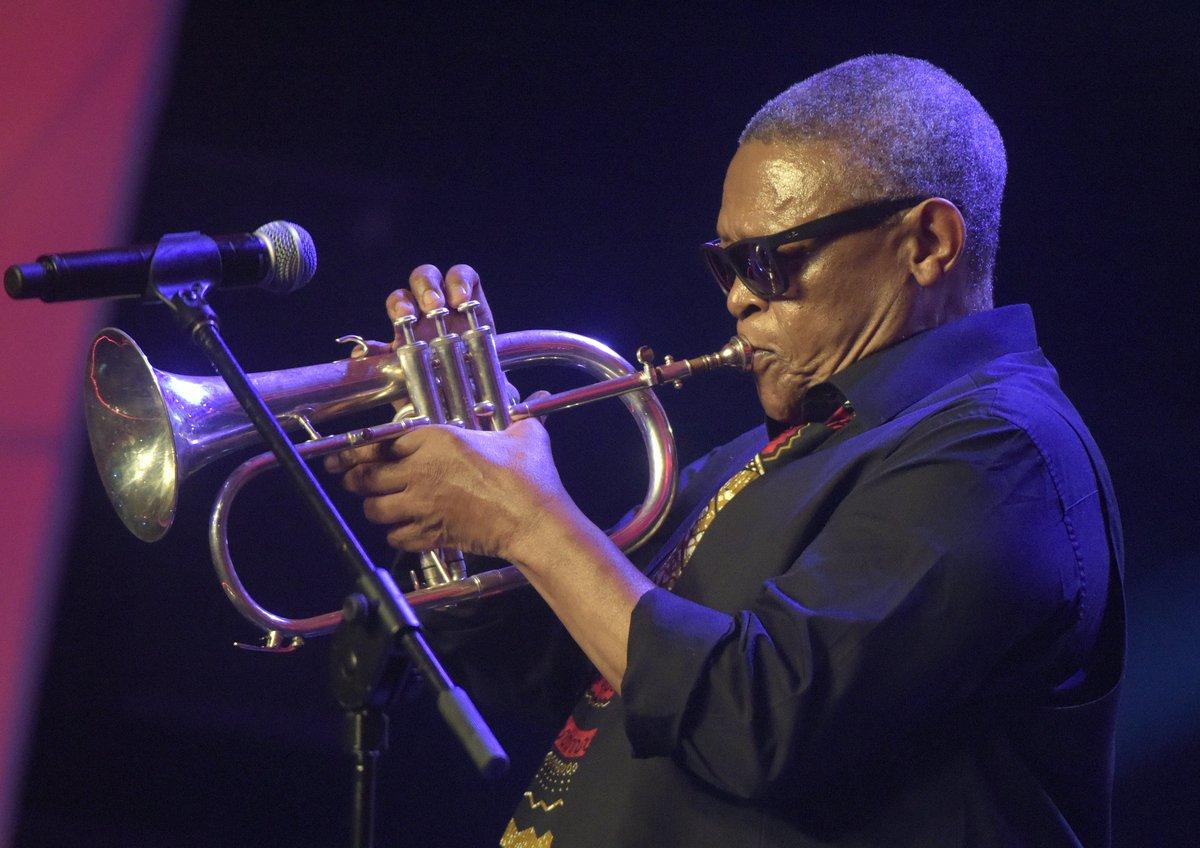 Hugh Masekela, South African jazz trumpeter, dead at 78. https://t.co/1nuEKdaMao