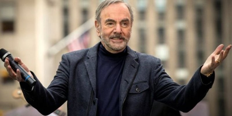 Singer Neil Diamond has announced he will retire from touring, after a recent diagnosis of Parkinson's disease. https://t.co/zXG9fq98Mv