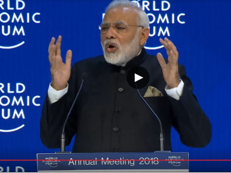India has helped her neighbours when faced natural calamities, says @narendramodi Watch #WEF2018 LIVE Updates https://t.co/G7pxIqIBNJ #NaMosteDavos