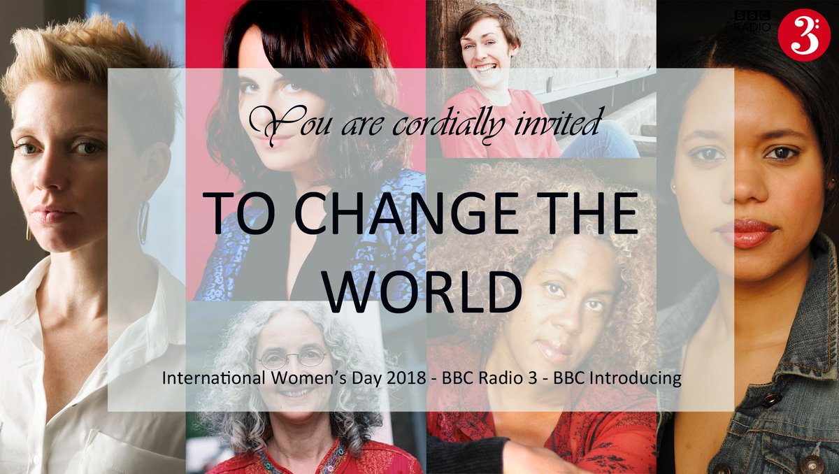 Calling all unsigned, undiscovered and under-the-radar women classical composers - and musicians (of any gender) who perform music by women (of any era). We want your music for #IWD2018. More info here: https://t.co/SMSzqb1iig