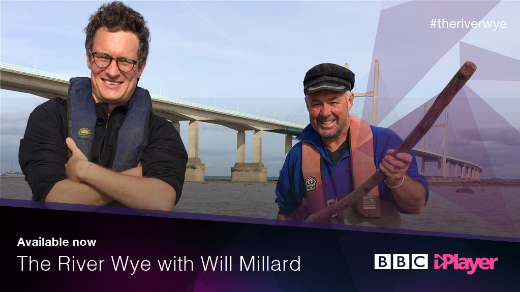 Writer & angler  con@MillardWillcludes his journey down , fr#TheRiverWyeom the wild mountains of mid Wales to the vast Severn Estuary.  📲 Available now on  » @BBCiPlayerhttps://t.co/xvWj4Z1oHO