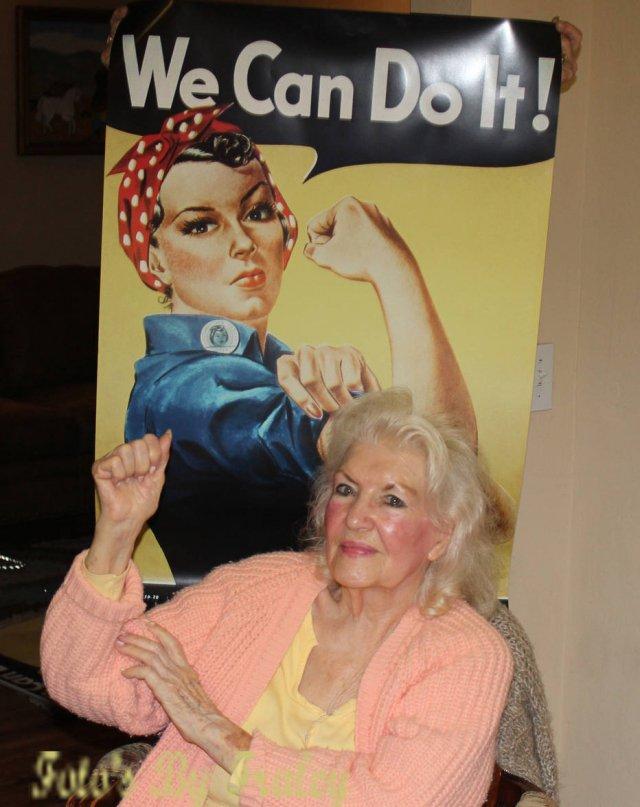 >@Emais_Estadao Morre Naomi Fraley, inspiração para pôster feminista símbolo da 2ª Guerra https://t.co/0EZJVkESnU