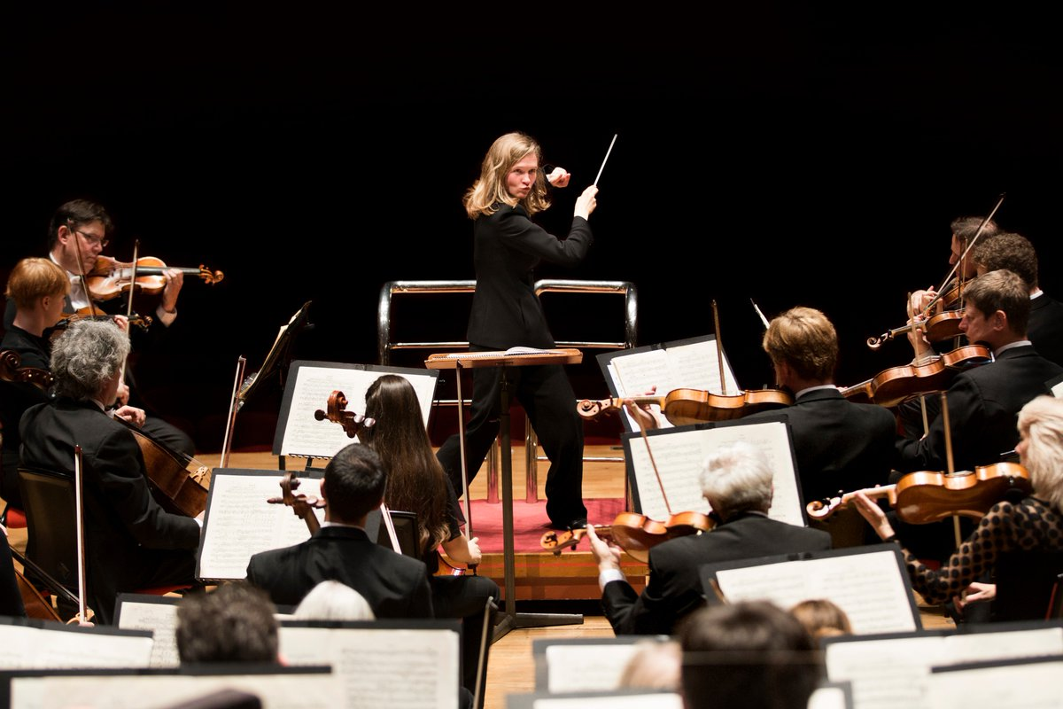 The dynamic young music director Mirga Gražinytė-Tyla bring @TheCBSOs  south for a rare London appearance, in which Stravinsky's The Rite of Spring and Ravel's Daphnis et Chloé will provide an explosive showcahttps://t.co/ShrfBFoW50se