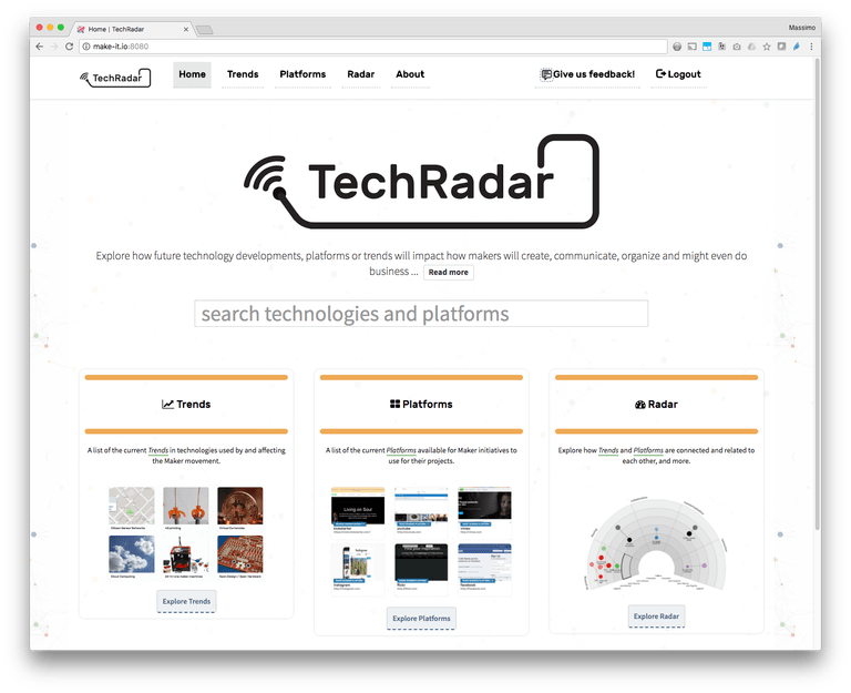 test Twitter Media - What is TechRadar? Take a look at it: https://t.co/jq15yAAG39 Read more: https://t.co/q53Jv1S2NV #researchimpactEU @TeknologiskInst @CAPSSIEU @DSI4EU https://t.co/g9Sowez5xF