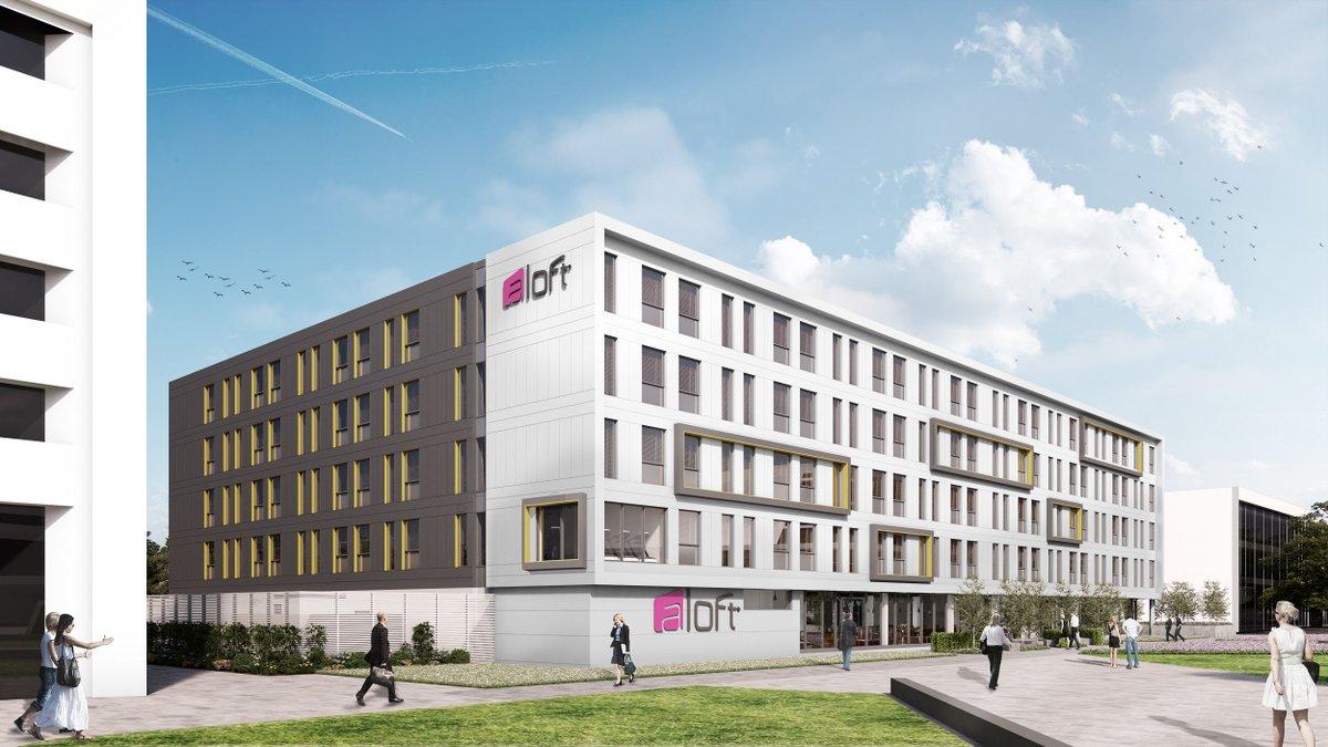 Work starts on 150-room hotel at new AECC s https://t.co/Oc4yo4GBM2