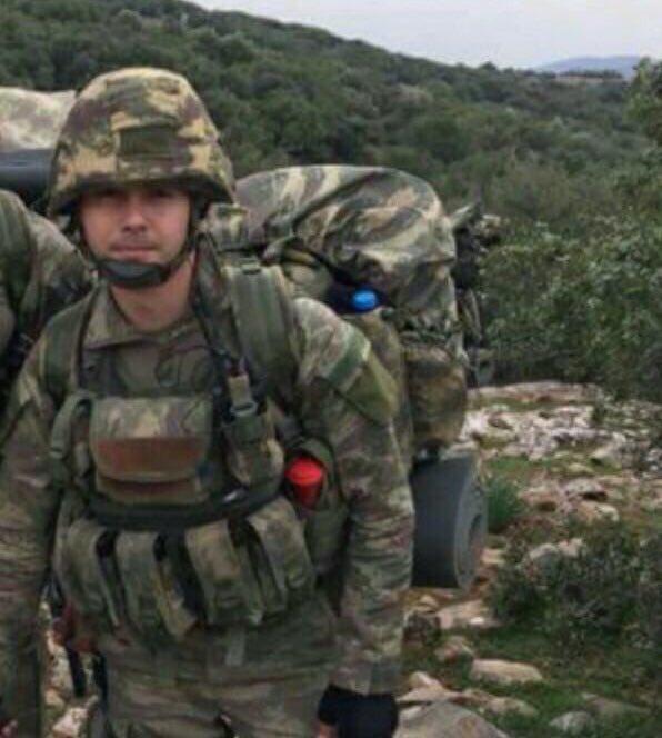 RT @tanri_daglari: Türk'ün her bir şehidi Oğuz Kağan dengidir. Afrin operasyonunda ikinci şehidimiz. #OğuzKaanusta https://t.co/OIGmYiTciZ