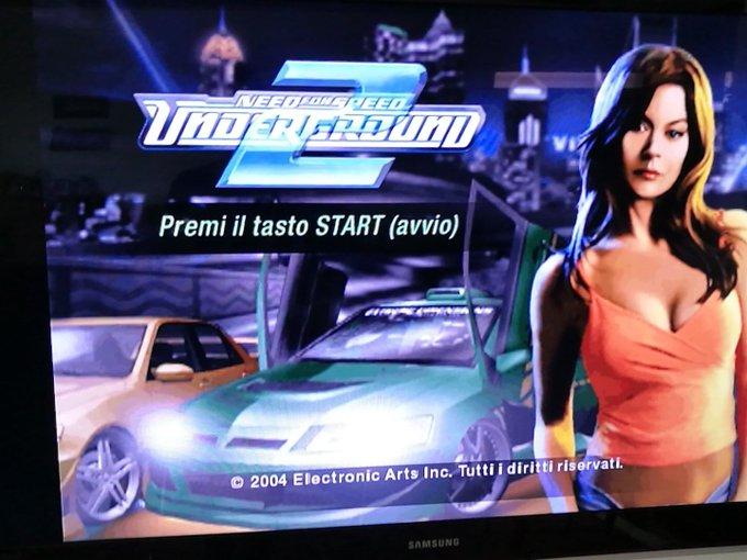4 05 - Need for Speed Underground 2 - PS2   Radical Exploits