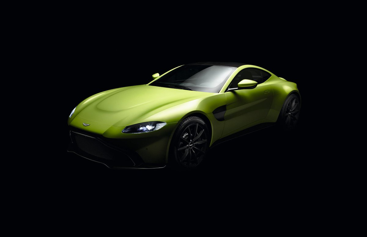 Aston Martin On Twitter The Vantage Becomes A Symbol Of Primal