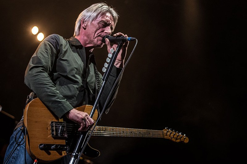 What's your favourite song on the set list? #WellerLive https://t.co/sOurm33TbH