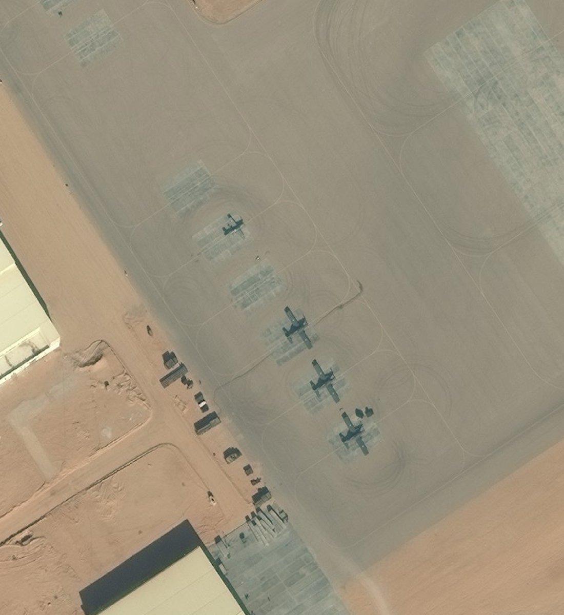 شركة IOMAX  تسرع لإتمام صفقة بيع 10 طائرات Archangel لمصر DUOd3iQX4AAMDqk
