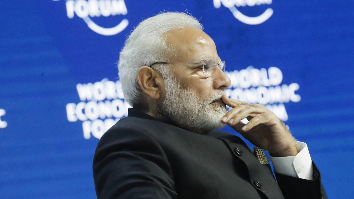 PM's speech reason of pride for all Indians: Top BJP leaders hail Modi's address at Davos  https://t.co/PLNBJkqR4e