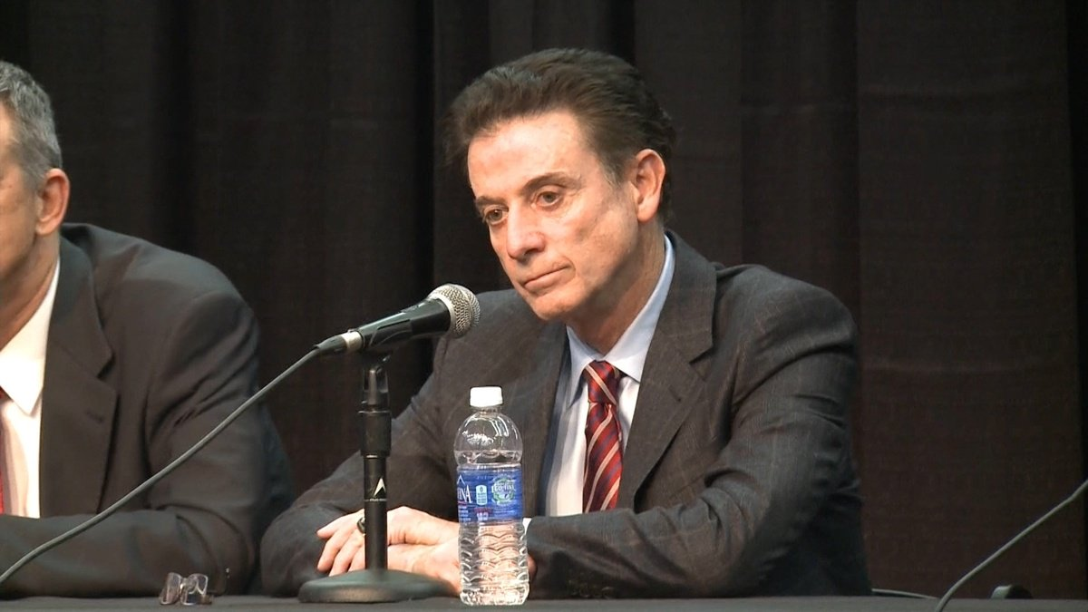 Forbes: Former Cards coach Pitino potential candidate for NBA Bucks https://t.co/b6TxE4nCd0