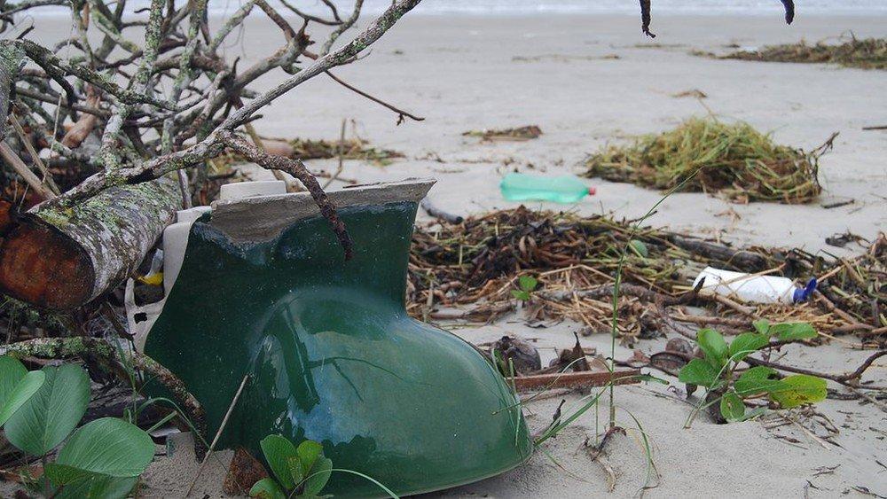 Mais de 95% do lixo nas praias brasileiras é composto por plástico, indica estudo https://t.co/CE0PBTbdF1 #G1