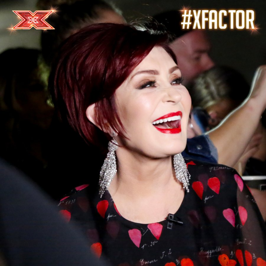 Missing the fabuloussss @MrsSOsbourne on your telly? Us too! ❤️❤️ #WomanCrushWednesday #WCW #XFactor https://t.co/lcf0Wlc2n6