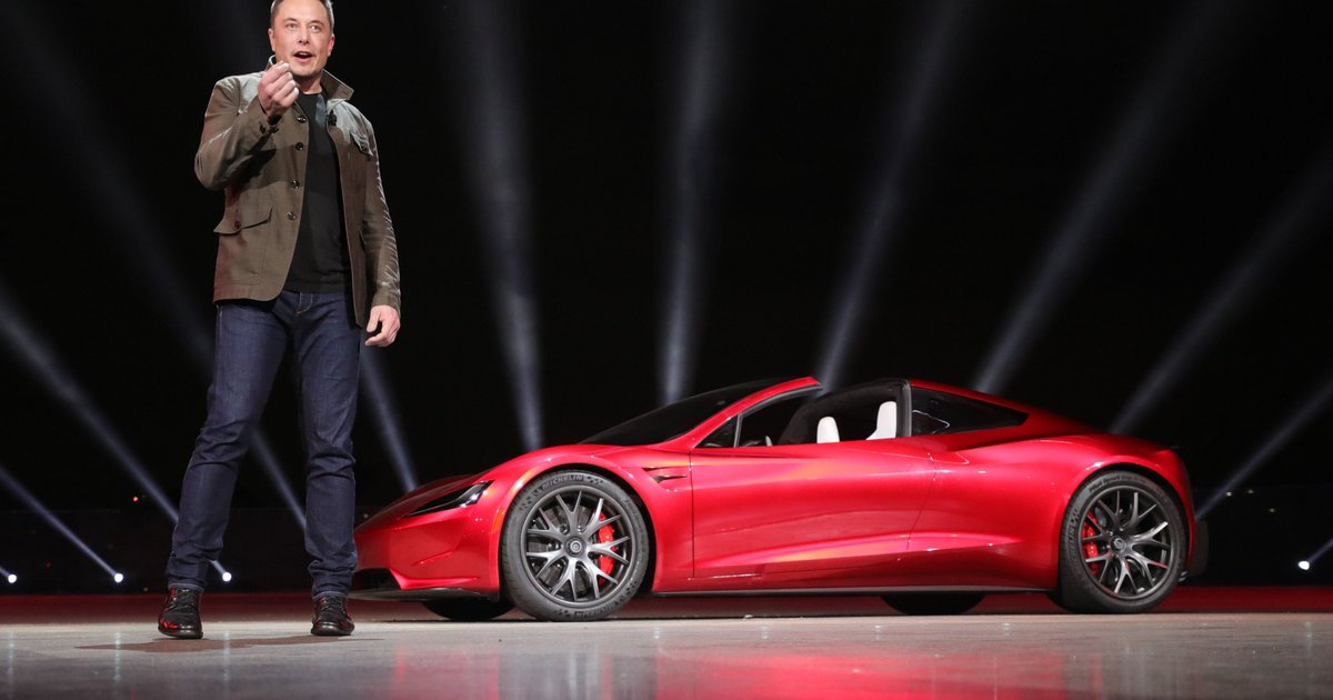 Elon Musk could get tens of billions from new Tesla compensation plan https://t.co/KC9PmdL5JF
