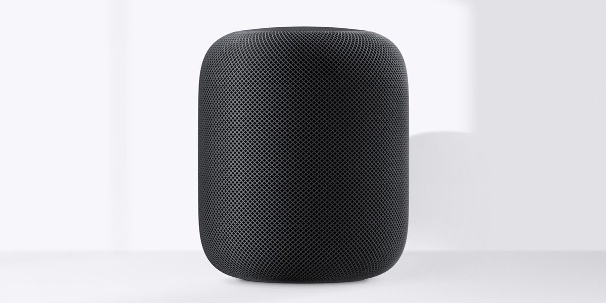 HomePod will be available to order from Friday, in stores on February 9 https://t.co/aeRU2t6DOa by @bzamayo