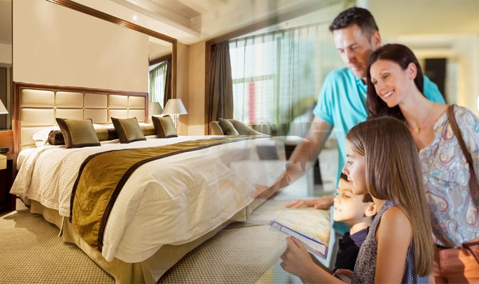 Secret hotel hacks: Take THIS on holiday to get the biggest hotel room https://t.co/JmthLA3APF
