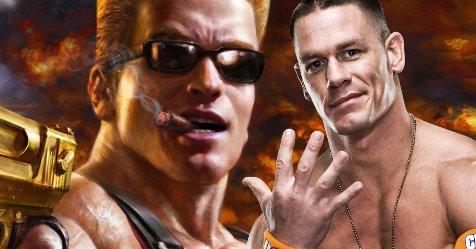John Cena in talks to play Duke Nukem in new movie https://t.co/q3bxZqvJUm
