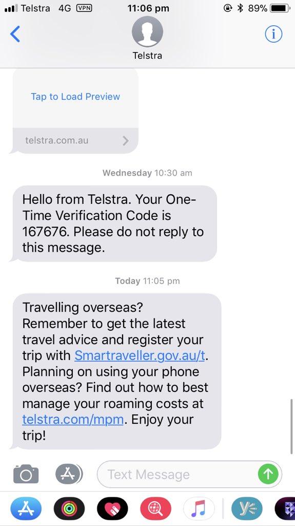 Telstra on Twitter: