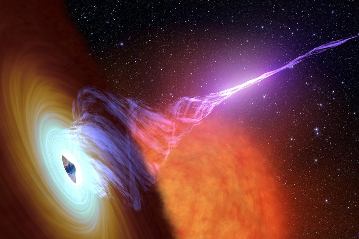 Black holes are firing a triple-threat of speedy particles at us https://t.co/F0wYxd86Ss