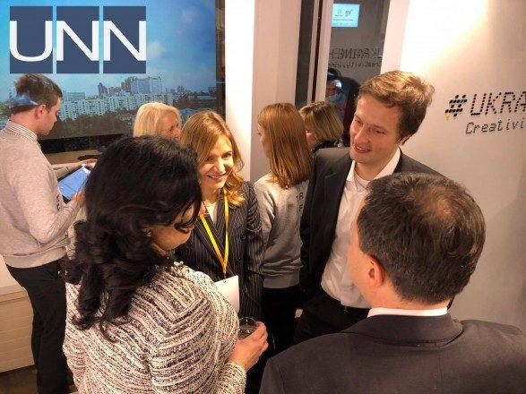 Українська делегація прибула в Давос для участі у Всесвітньому економічному форумі, - Мінфін - Цензор.НЕТ 9612