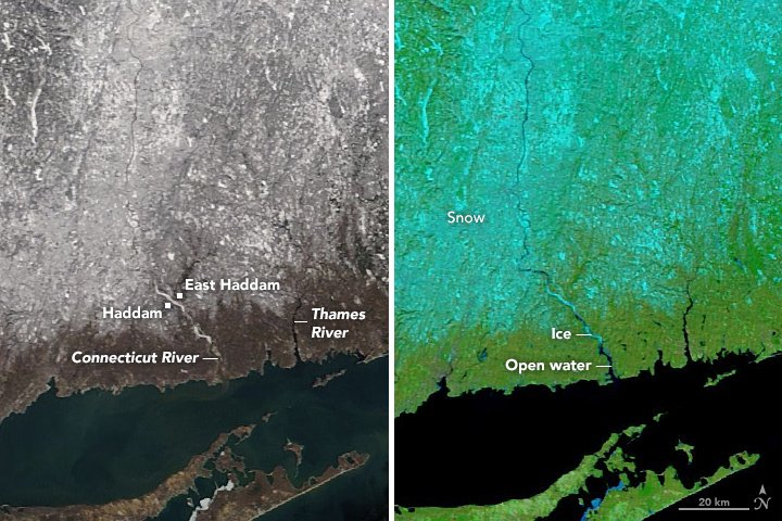 Ice Jams on the Connecticut River https://t.co/1zSsWflBsq #NASA