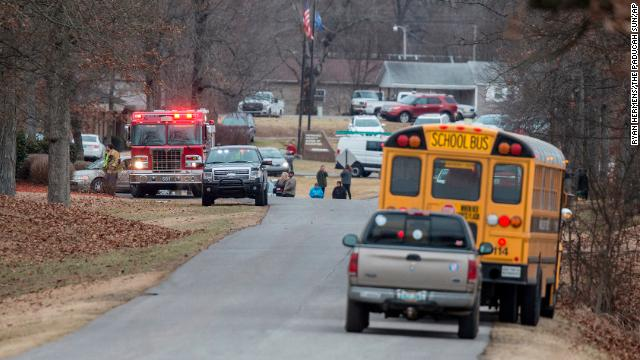 Two teens are dead and 17 other people are injured after a school shooting in western Kentucky. A 15-year-old student was arrested https://t.co/vDUlI7JpPy