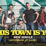 #ThisTownIsYou is at #country #radio right now!!! #request us at your favorite station🤠