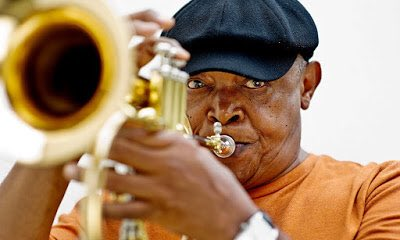 The world has lost another Jazz Great!! Rest well #HughMasekela  I came of age on your musical journey!❤️#jazzpioneer #southafrica #trumpeter