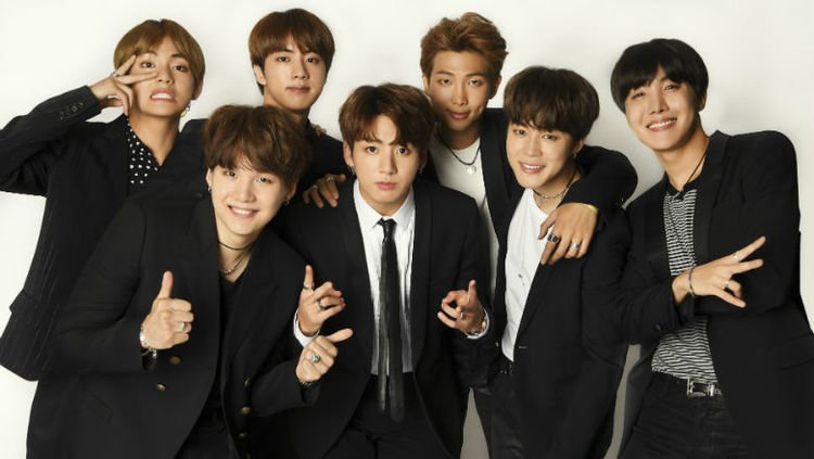 5 Times #BTS proved they are boy band GOALS! ➡️ https://t.co/iTJJcPEr9r   😍 #BTSArmy #BestFanArmy #iHeartAwards 😍