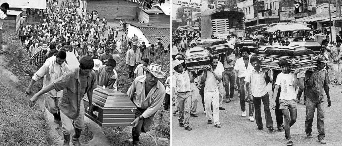 """Rel UITA on Twitter: """"Después de 24 años de la masacre en el barrio La  Chinita La dignidad ordena recordar #Rescatedelamemoria #Colombia #DDHH  https://t.co/DjuK6QOfLG… https://t.co/fN7bmpgnSL"""""""