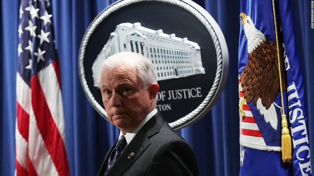 BREAKING: Special counsel Mueller's office questioned Attorney General Sessions in its Russia investigation https://t.co/o9sZUUoy0C