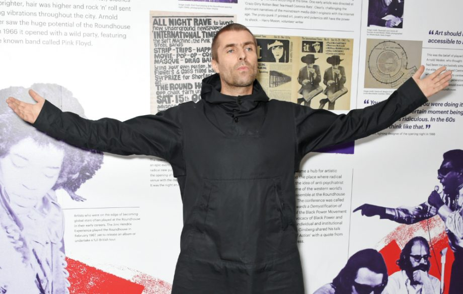 Liam Gallagher is having a bloody lovely holiday – check out the snaps: https://t.co/dGnzJxiJt2 https://t.co/1bnAZHqEN4