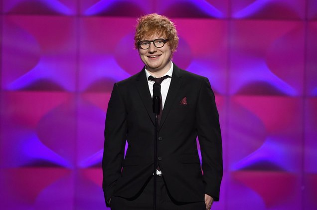 Ed Sheeran joins the star-studded performer list for War Child Brits Week shows https://t.co/nGaGTAjoiC https://t.co/W3vjiZiCw5