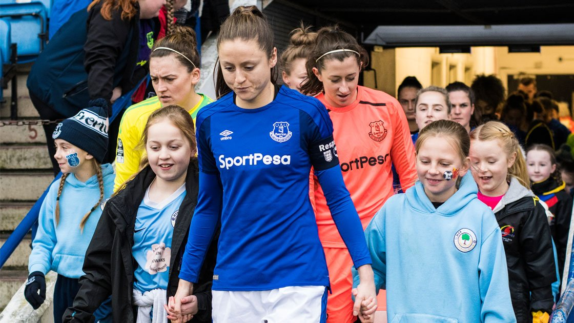 © | 'I am really happy with how it's gone - but I still want to continue to improve as a leader on and off the pitch.'  @danturner11 on adapting to her new role as Ladies captain.  👉 https://t.co/9CCSxlS8Wn