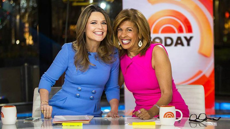 Hoda Kotb reveals how she landed #TODAY co-anchor job after Matt Lauer was fired https://t.co/RrXZIEiyIz