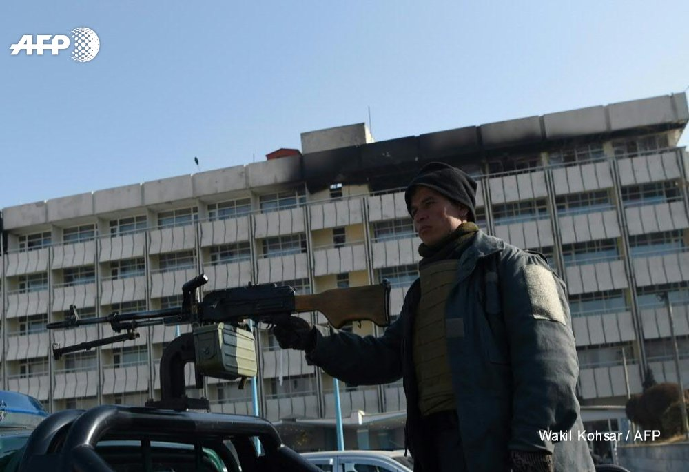 #UPDATE  Americans were among the dead and wounded in the weekend attack by Taliban gunmen on a Kabul luxury hotel: US State Departmenhttps://t.co/BApICIRwCKt