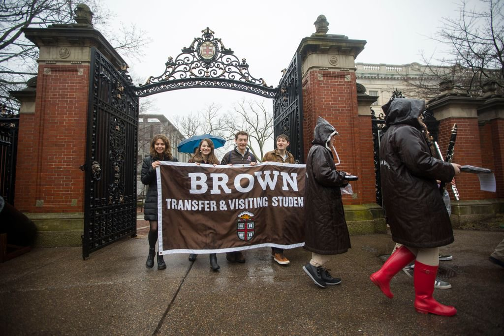 Brown University Transfer >> Brown University On Twitter Welcome 2018 Mid Year Transfer