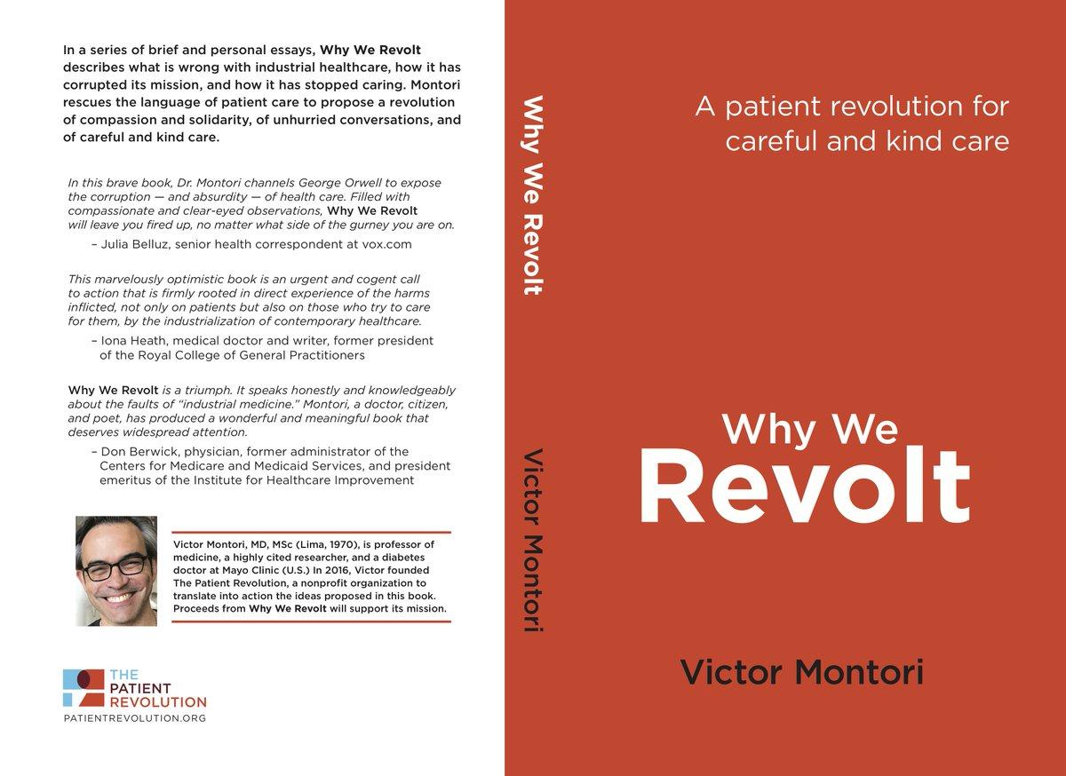 Victor Montori, MD on Twitter: