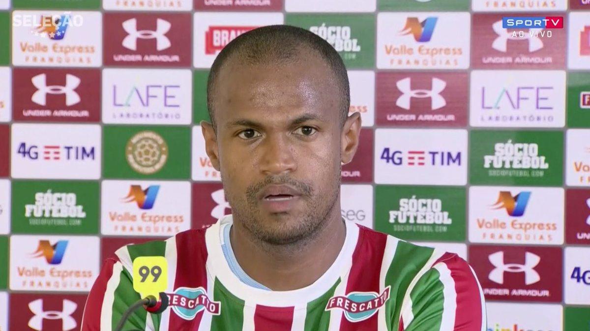 Airton é um bom reforço para o Fluminense? #SelecaoSporTV