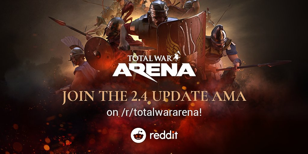 Total War: ARENA on Twitter: