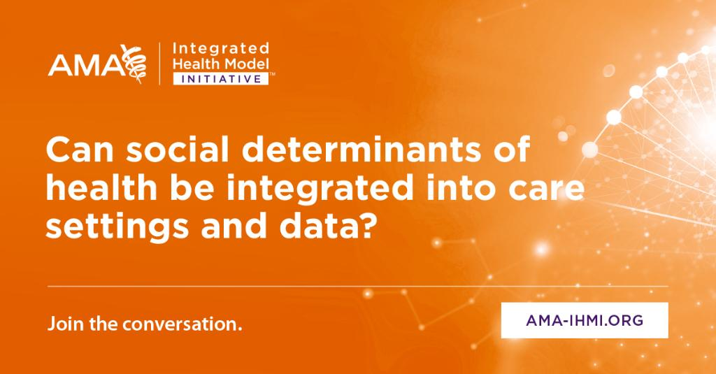 How have social determinants of health identified populations most at risk for readmission? Join us to learn how #data plays a role. https://t.co/bqVZFNDTWe