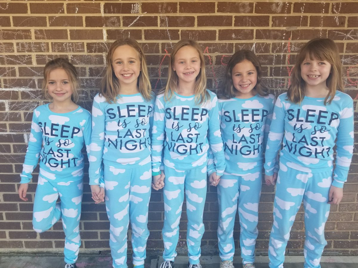Pajamas for kindness! <a target='_blank' href='http://twitter.com/GlebeAPS'>@GlebeAPS</a> <a target='_blank' href='https://t.co/PRYCqJkQIl'>https://t.co/PRYCqJkQIl</a>