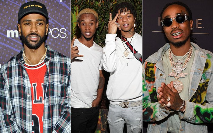 Big Sean, Rae Sremmurd, & Quavo jump on the remix to Mike WiLL Made-It and Pharrell's 'Aries (YuGo).' Listen: https://t.co/h3B4UpXdn8