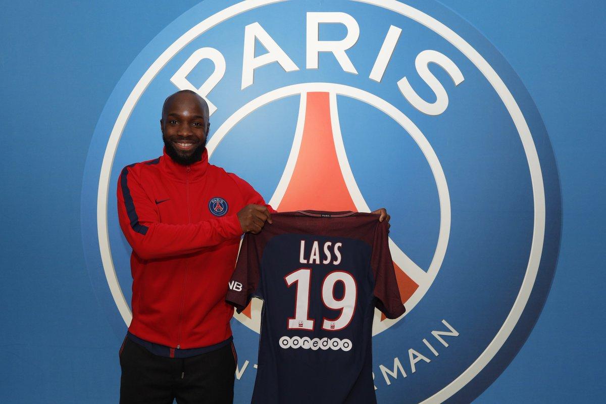 Lassana Diarra au PSG