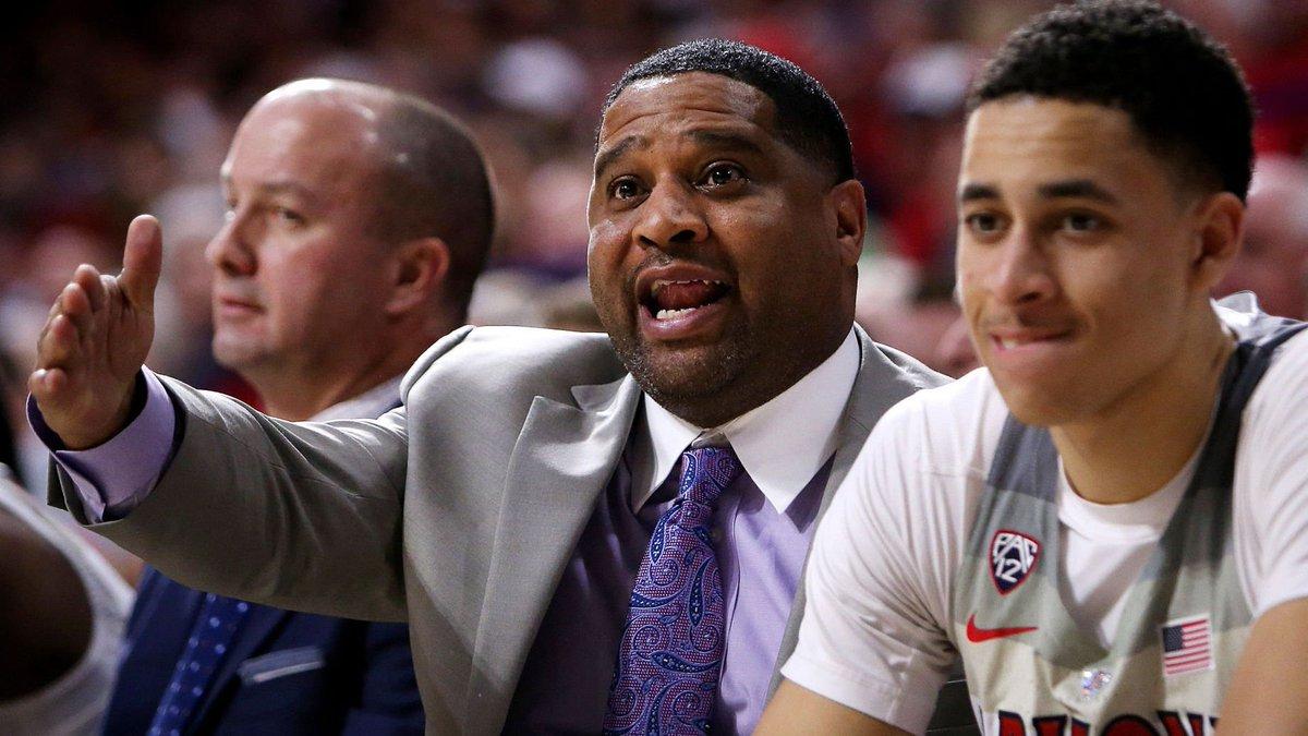 University of Arizona formally fires assistant basketball coach Book Richardson https://t.co/wIMnuNAZe0