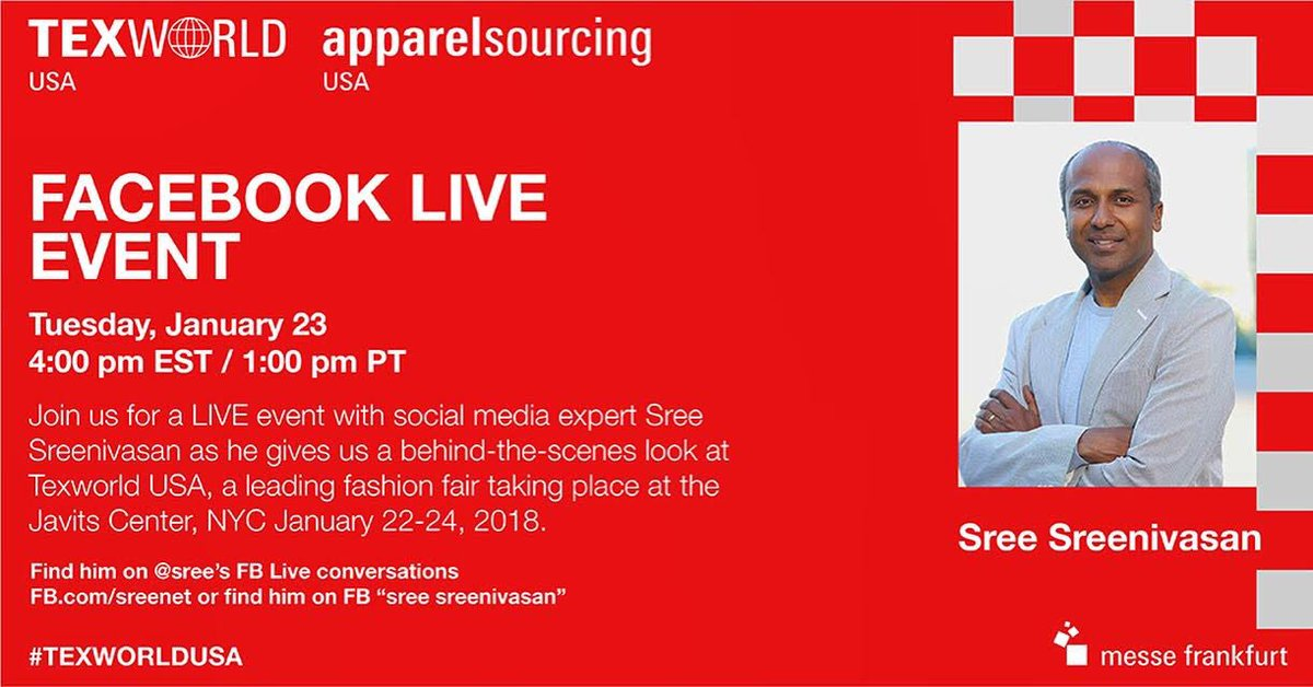 1p Pt 9p Gmt As We Go Behind The Scenes Of A Leading Fashion Fair Find Me On Fb Com Sreenet Texworldusa Sreelivepic Twitter Com 6ivuixmbri